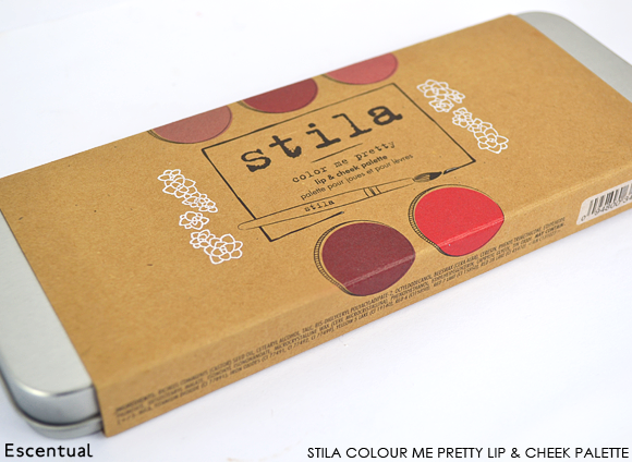 Stila Colour Me Pretty Lip & Cheek Palette