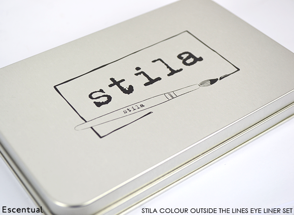 Stila Colour Outside the Lines Smudge Stick Waterproof Eye Liner Set 1