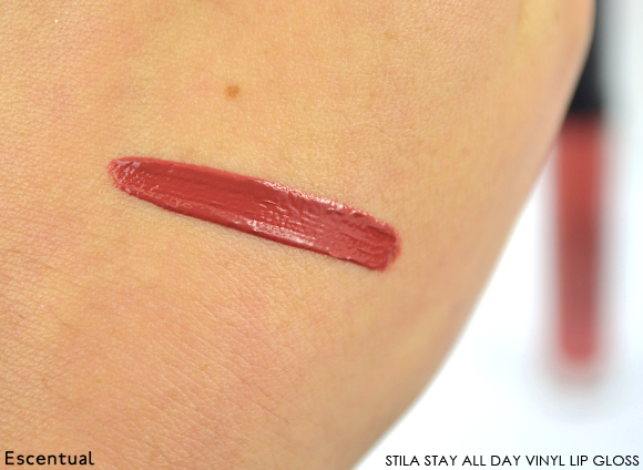 Stila Stay All Day Vinyl Lip Gloss Swatch