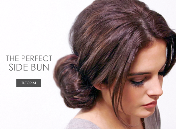 Binky's Perfect Side Bun