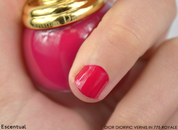 Dior Diorific Vernis in 775 Royale
