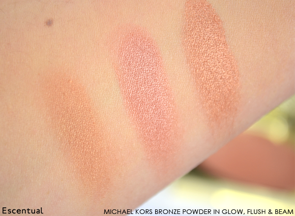 Michael Kors Bronzer Powder in Glow Flush Beam