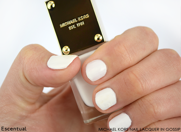 Michael Kors Nail Lacquer in Gossip