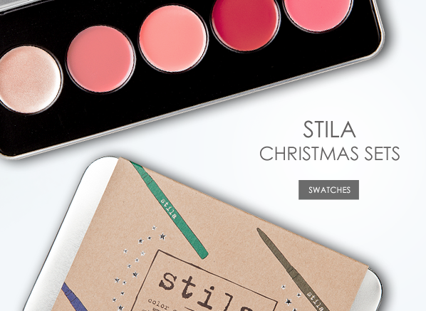Stila Christmas Gift Set Banner