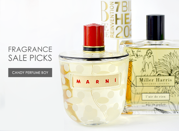 Fragrance Sale Picks - Candy Perfume Boy
