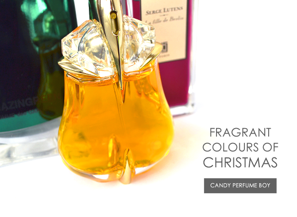 Fragrant Colours of Christmas