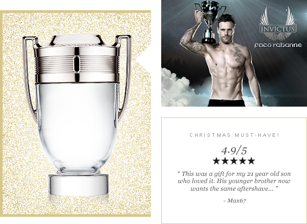 paco rabanne invictus reviews