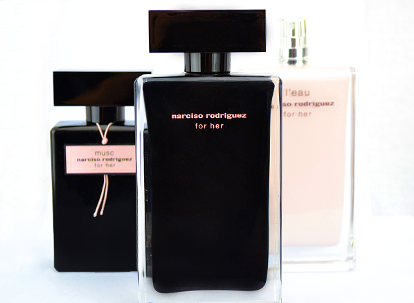 Narciso Rodriguez For Her Banner