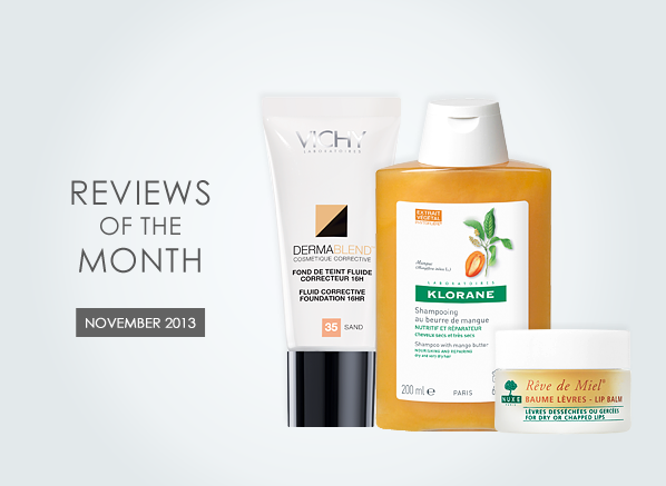 Reviews of the Month November