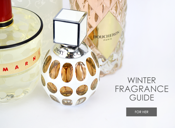 Winter Fragrance Guide For Her