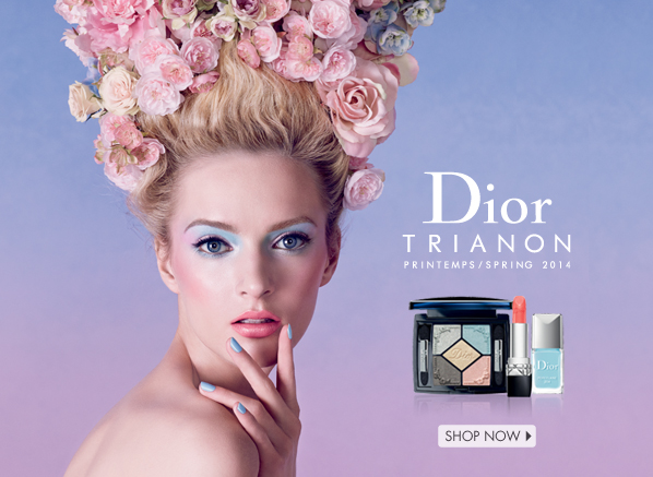 Dior Trianon - Lips & Nails