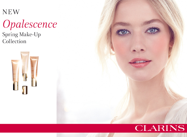 Clarins Opalescence Make-Up
