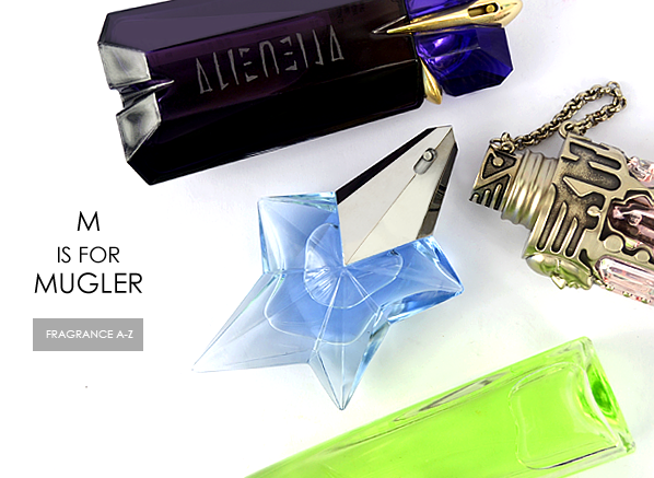 M is for Mugler Fragrance A - Z