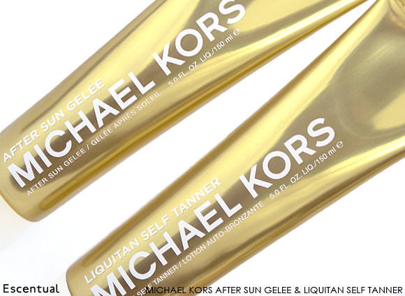 Michael Kors After Sun Gelee Liquitan Self Tanner