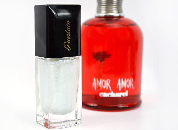 Cacharel Amor Amor and Guerlain Vernis