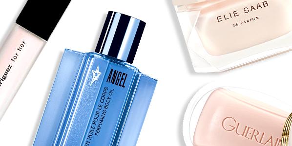 Female Fragrance Ancillaries