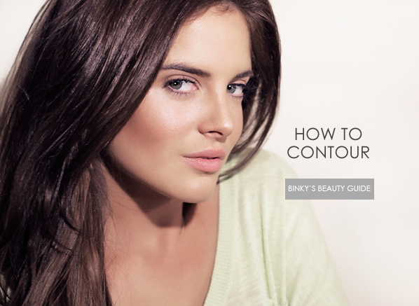How To Contour with Binky