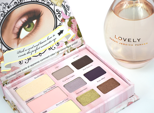 Too Faced and Sarah Jessica Parker Lovely