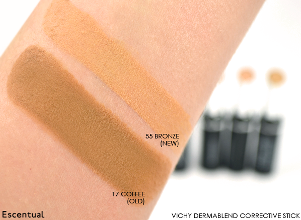 Vichy Dermablend Corrective Make Up Collection Escentual