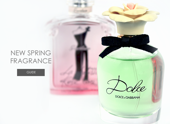 New Spring Fragrances