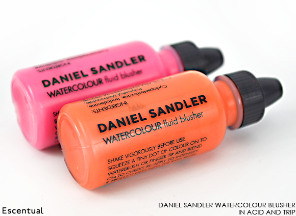 Daniel Sandler Watercolour Blushers in Acid and Trip
