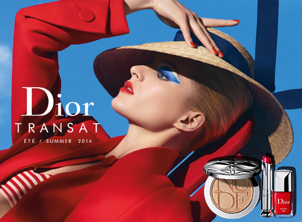 Dior Transat Summer Look 2014