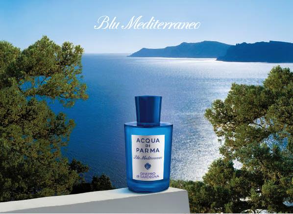 Acqua di Parma Blu Mediterraneo Banner