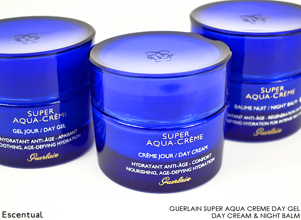Guerlain Super Aqua Creme Collection