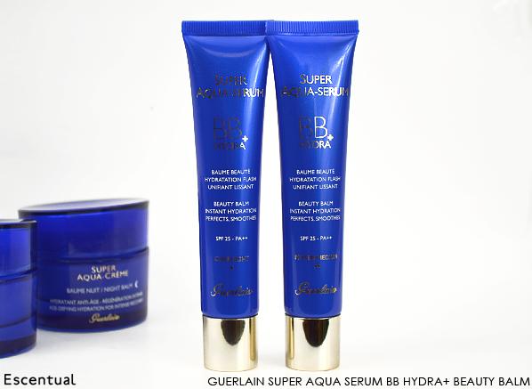 Guerlain Super Aqua Serum BB Hydra Beauty Balm
