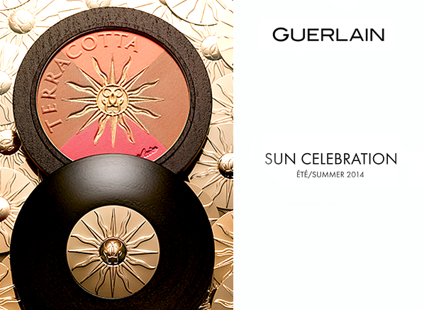 Guerlain Sun Celebration Banner