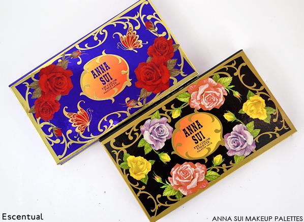 Anna Sui Makeup Palettes