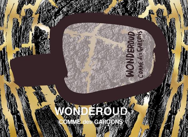 Comme des Garcons Wonderoud Banner