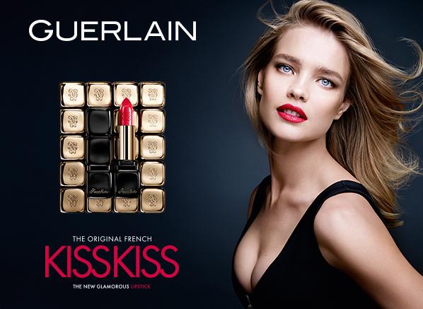 Guerlain KissKiss Banner