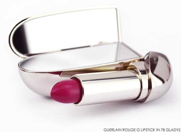 Guerlain Rouge G Lipstick 78 Gladys