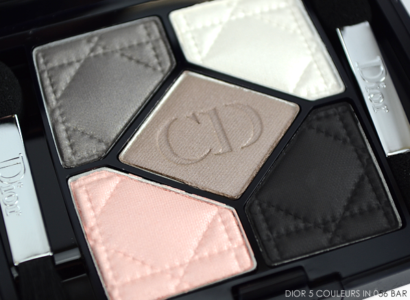 Dior 5 Couleurs Eyeshadow Palette in 056 Bar