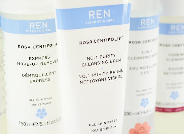 REN Rosa Centifolia Skincare