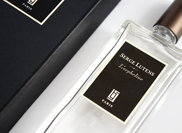 Serge Lutens L'Orpheline Banner