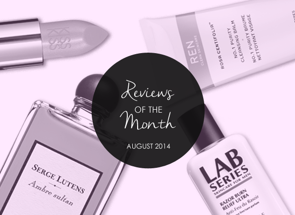Reviews of the Month – August...