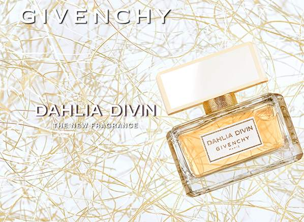 Givenchy Dahlia Divin Competition