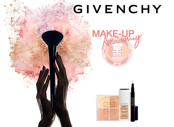 Givenchy Make-Up Academy
