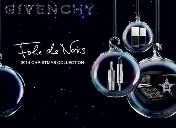 Givenchy Christmas Makeup