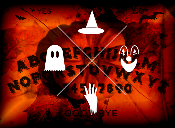 Halloween Blog Banner