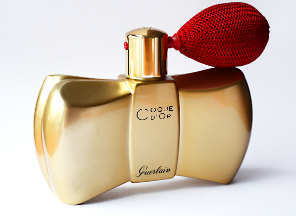 Guerlain Coque d'Or Shimmer Spray 1