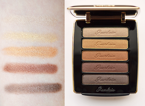 Guerlain Petrouchka Eye and Blush Palette Eyes Swatch 1