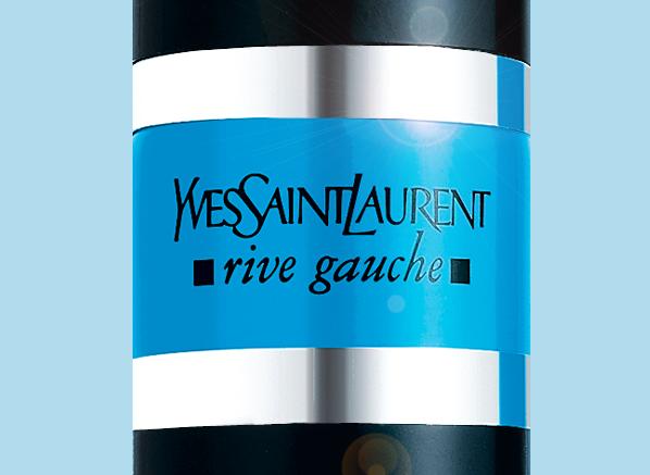 Yves Saint Laurent Rive Gauche Banner