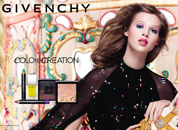 Givenchy Colorecreation Look