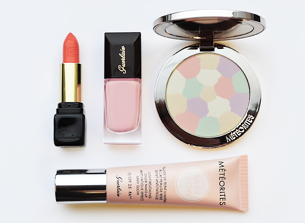Guerlain Les Tendres Spring Look Collection