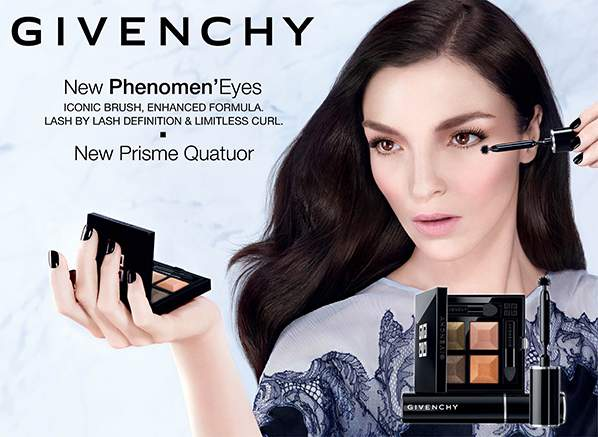 Givenchy All About Eyes Q&A