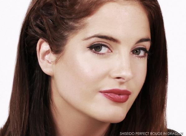 Shiseido Perfect Rouge  - Dragon - Binky