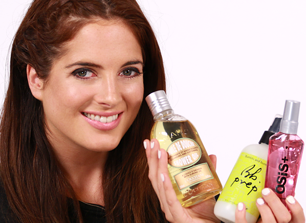 Binky's Pampering Favourites